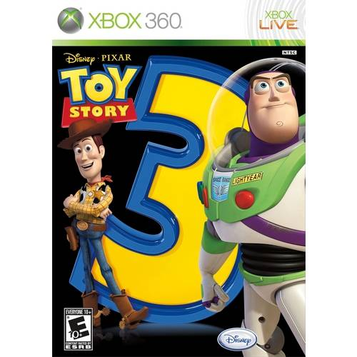 Tudo sobre 'Toy Story 3: The Video Game'