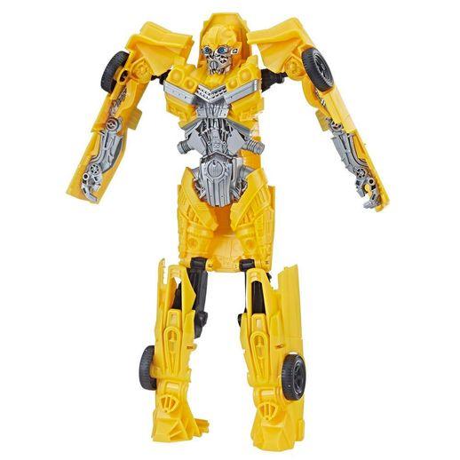 Transformers: Bumblebee - Titan Changers Bumblebee - Hasbro
