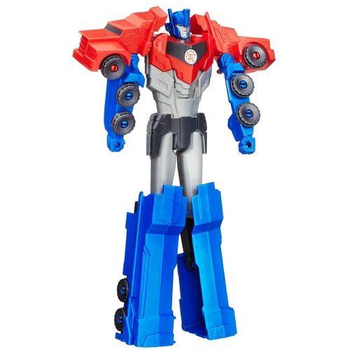 Transformers Rid Titan Chagers Optimus Prime - B2238 - Hasbro