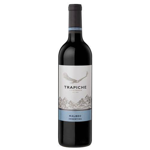 Tudo sobre 'Vinho Trapiche Tinto 750ml'
