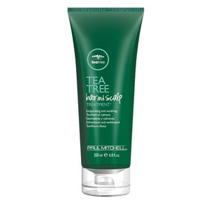 Tratamento Paul Mitchell Tea Tree Hair And Scalp Hidratante 200ml