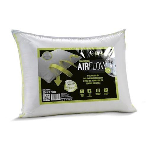 Tudo sobre 'Travesseiro Airflow Branco Altenburg'