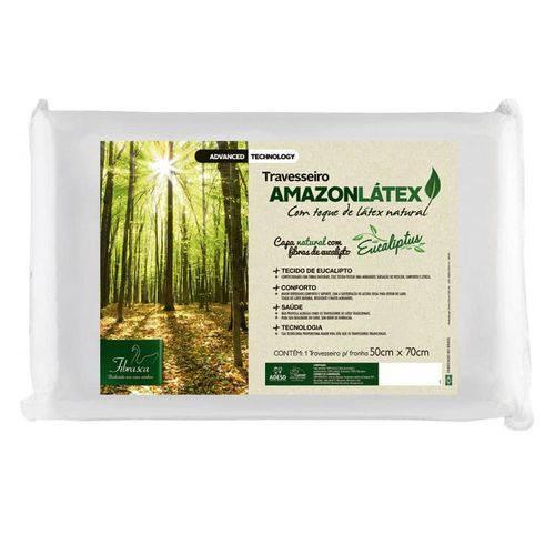 Tudo sobre 'Travesseiro Amazon Látex de Poliuretano- Fibrasca'