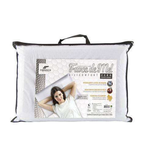Travesseiro Favos de Mel Zero - 4085 - Fibrasca