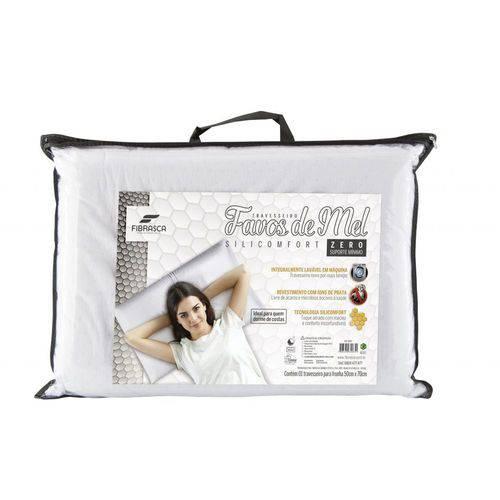 Travesseiro Favos de Mel Zero 4085 - Fibrasca