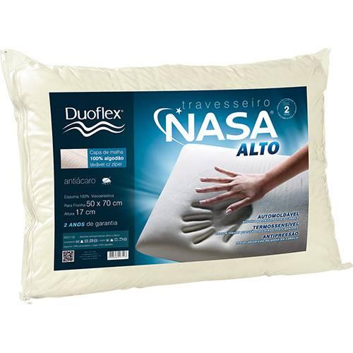 Tudo sobre 'Travesseiro Nasa Alto - Duoflex'