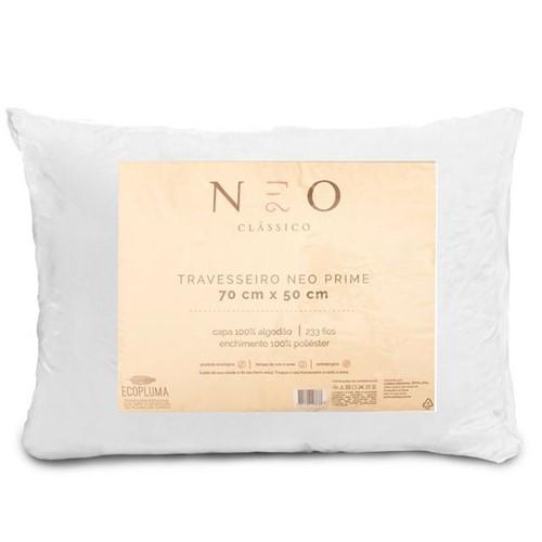 Tudo sobre 'Travesseiro Neo Prime Camesa Branco Branco'