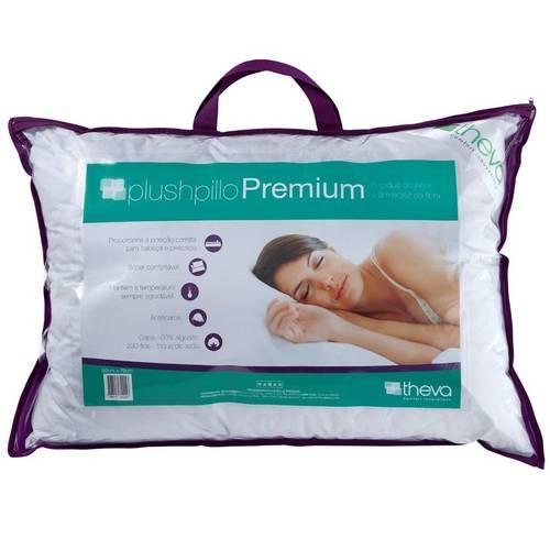 Tudo sobre 'Travesseiro Plushpillo Premium'