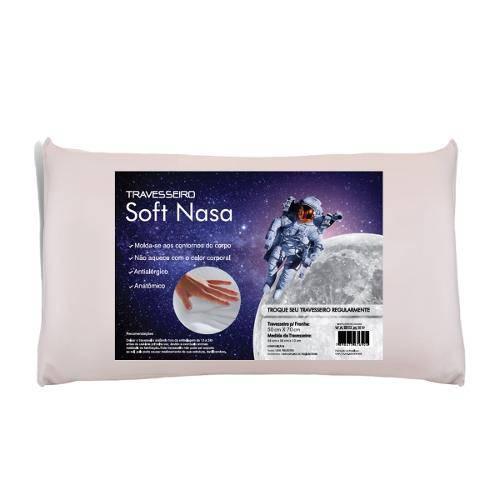 Tudo sobre 'Travesseiro Soft Nasa - Levittar'