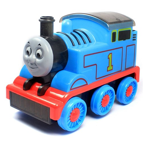 Tudo sobre 'Trenzinho Bate e Volta Thomas e Amigos com Musica e Luzes - 15Cm'