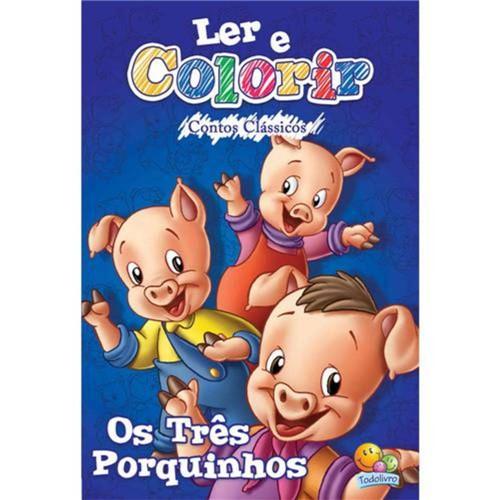 Tudo sobre 'Tres Porquinhos'
