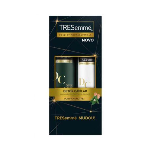Tresemme Detox Shampoo + Condicionador 400ml