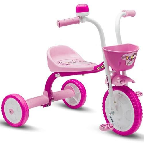Triciclo Infantil You 3 Girl Nathor