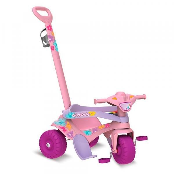 Tudo sobre 'Triciclo Motoka Passeio e Pedal Gatinha - Bandeirante'