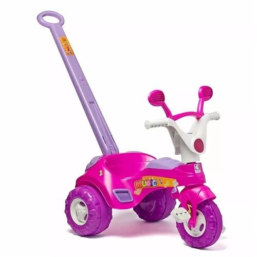 Tudo sobre 'Triciclo Musical Baby'