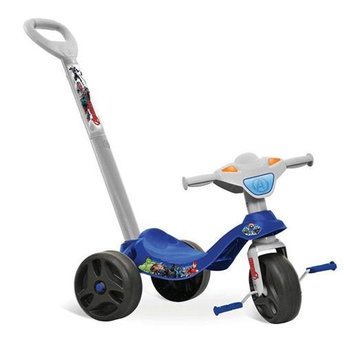 Tudo sobre 'Triciclo - Tico Tico - Passeio & Pedal - Vingadores'