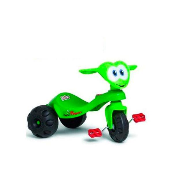 Tudo sobre 'Triciclo Zootico Froggy 741 - Bandeirante'