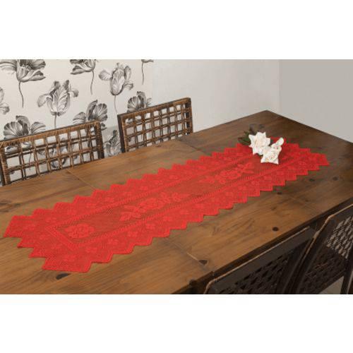 Trilho de Mesa Vermelho Interlar - 131834