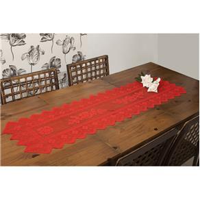 Trilho de Mesa Vermelho - Interlar