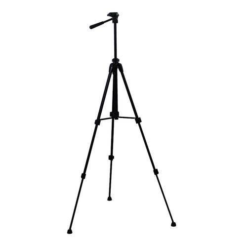 Tudo sobre 'Tripé para Câmera 1.41M Alumínio Preto Kt-2013-C Nest'