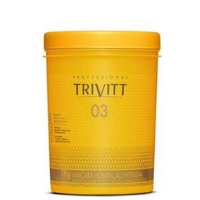 Trivitt 03 Itallian Hairtech Máscara de Hidratação - 1kg