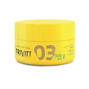 Trivitt 03 - Máscara de Hidratação Intensiva - 300 G