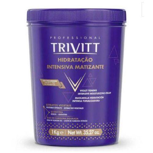 Trivitt Hidratação Intensiva Matizante 1kg
