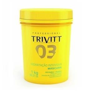 Trivitt Máscara de Hidratação Intensiva - 1 Kg
