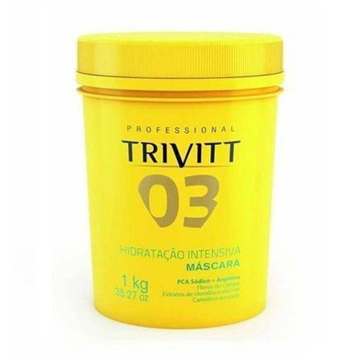 Trivitt Máscara de Hidratação Intensiva - 1kg