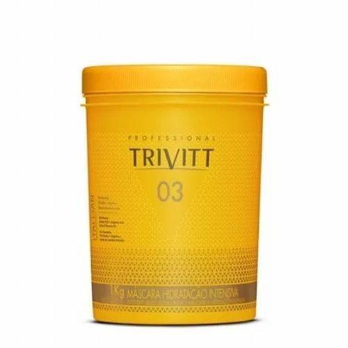 Trivitt - Máscara de Hidratação Intensiva N° 3 1kg