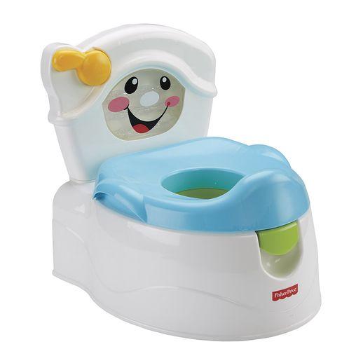 Tudo sobre 'Troninho Toilette - Fisher Price'