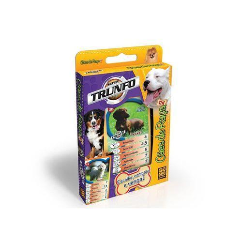 Tudo sobre 'Trunfo Cães de Raças 2'