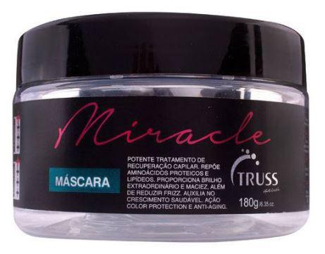 Máscara de Tratamento Intenso Miracle Truss 180ml