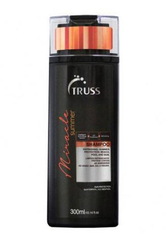Shampoo Miracle SUMMER TRUSS 300 Ml