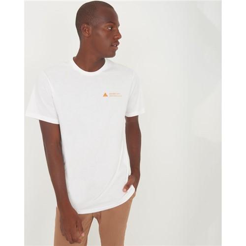 Tshirt Silk Offwhite GG