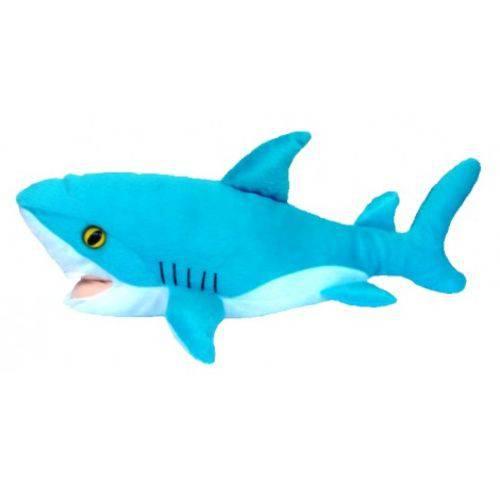 Tudo sobre 'Tubarão Azul de Pelúcia 58 Cm'