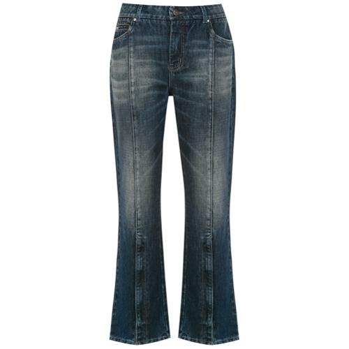 Tufi Duek Calça Jeans Boot Cut - Azul