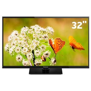 "TV LED 32"" HD Panasonic TC-32A400B com Conversor Digital, Painel IPS, Entradas HDMI e USB"