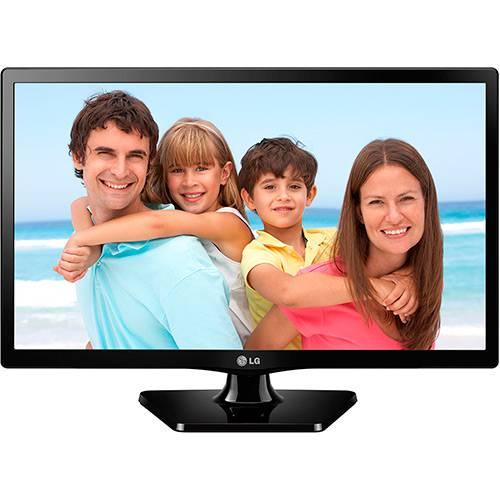 """Tudo sobre 'TV Monitor LED 23.6"""" LG 24MT47D-PS HD Conexão HDMI USB com Entrada para PC'"""