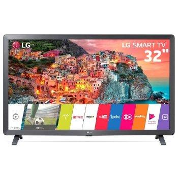Tudo sobre 'Tv 32P Lg Led Smart Wifi Hd Usb Hdmi - 32Lm625Bpsb.awz'