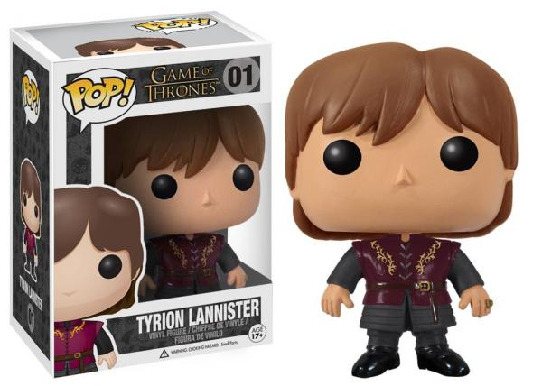 Tyrion Lannister 01 - Game Of Thrones - Funko Pop