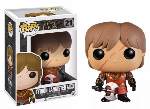Tyrion Lannister 21 - Game Of Thrones - Funko Pop