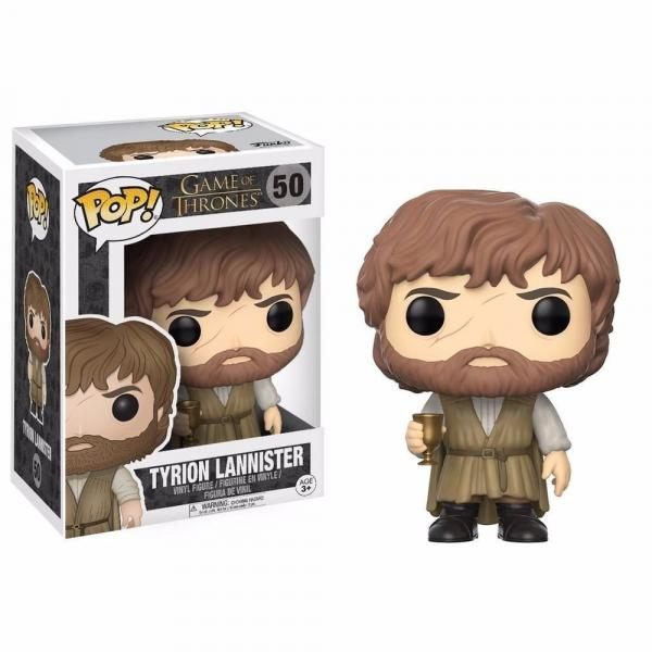 Tyrion Lannister 50 - Game Of Thrones - Funko Pop