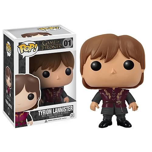 Tyrion Lannister - Game Of Thrones Funko Pop!