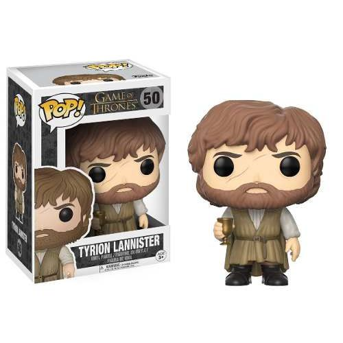 Tyrion Lannister - Game Of Thrones - Pop! Funko #50