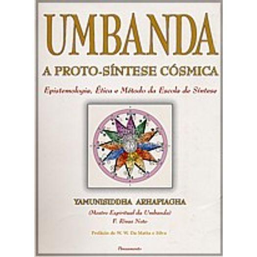 Tudo sobre 'Umbanda - Pensamento'