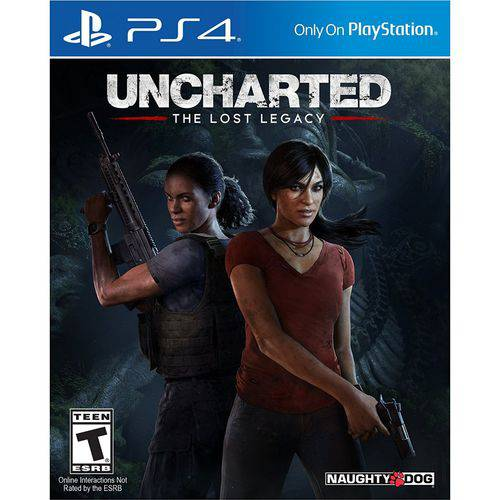 Tudo sobre 'Uncharted: The Lost Legacy - Ps4'