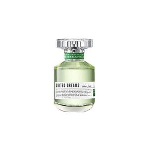United Dreams Live Free Benetton Feminino Eau de Toilette 50ml