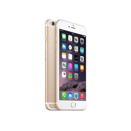 Usado: Iphone 6 Apple 64gb Dourado