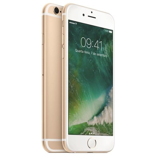 Usado - Iphone 6 Apple 32Gb Dourado